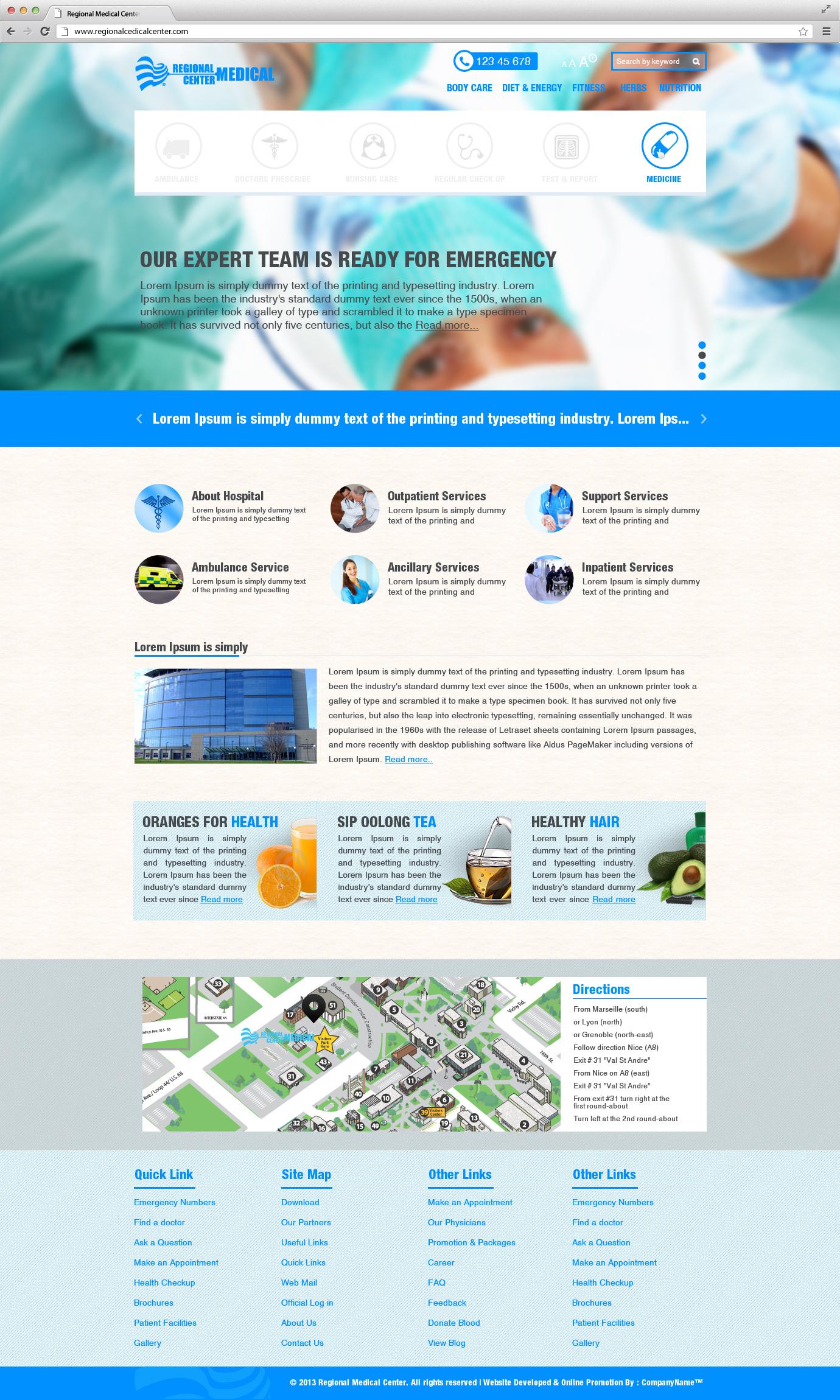 Regional Medical Center